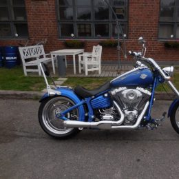 Harley-Davidson FXCWC -08 H.13750e myyty!!