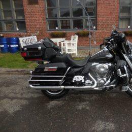 Harley-Davidson FLHTCUI 1584 -09 H.15800e
