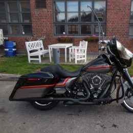 Harley-Davidson FLHXS 103 -15 H.23750e