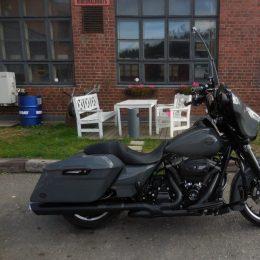 Harley-Davidson FLHX 107 -17 H.25750e